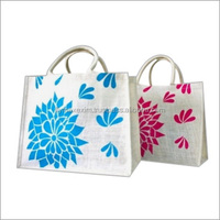 folding cheap tesco gunny jute recycling bags