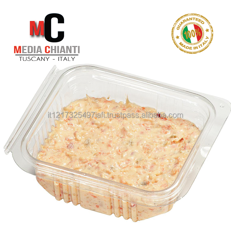 Italian High Quality ready made VEGETABLES SAUCE