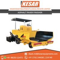 Brand New Asphalt Concrete Paver With Heavy Duty Engine