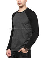 thin long sleeve t shirts /round neck t shirt for boys/plain long sleeve t shirt