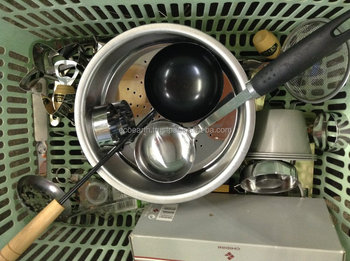 Used sauce pan , other used kitchen utensils also available