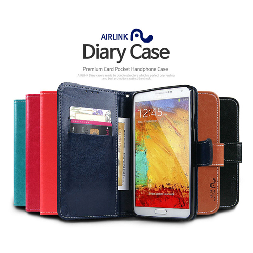 10181 For LG V10 Class G4 Beat G4 G3 Airlink Diary Case Card Pocket Smart Cellular Mobile Phone Case Cover Casing