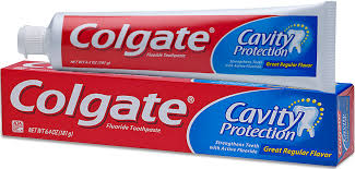 Hotel Colgate Whitening Toothpaste