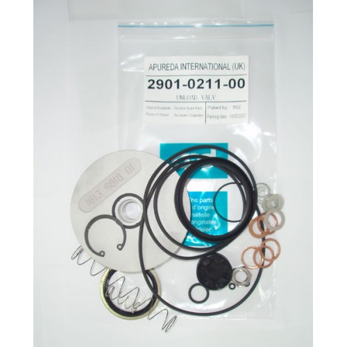 Atlas Copco Suction Valve Repair Kit 2901021100