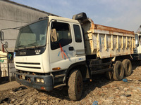Good condition isuzu used dump truck,also isuzu mixer truck,trailer avaliable
