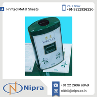 Printed Tinplate Sheet for Paint Cans/Container