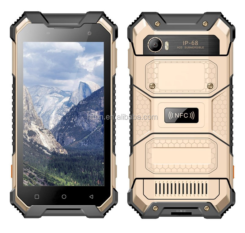 CHEAPEST Outdoor phone FACTORY 5 inch FHD 1920*1080 4G outdoor Smart phone with Android 6.0 PTT NFC Octa-Core 13M camera