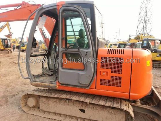 Used Japanese Hitachi ZX60 Excavator /Hitachi EX60 ZX35 ZX55 ZX70 Small Excavator