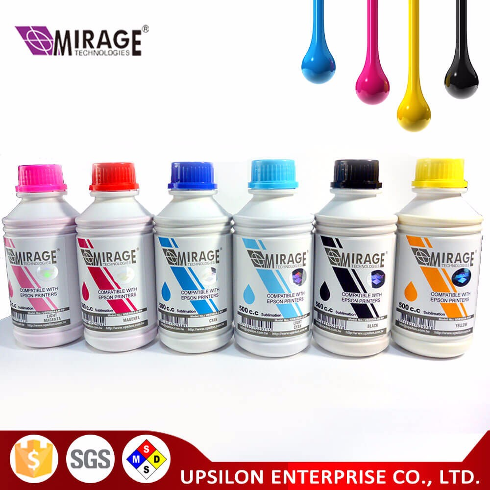 Colorful Sublimation Printer Ink Warehouse For Epson Stylus
