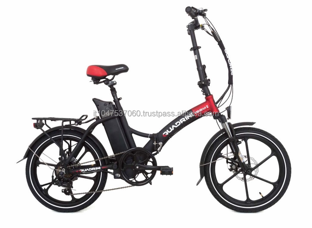 High Torque Folding Electric Bike (MOS10X)