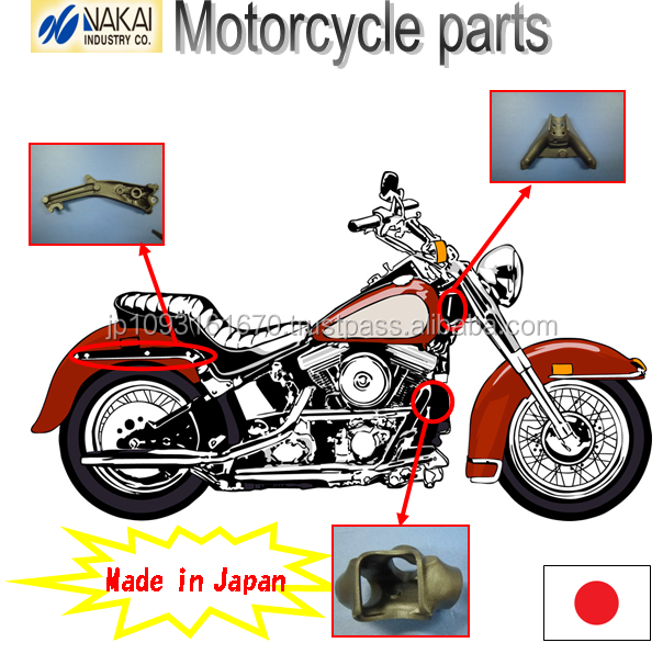Japan made motorbike parts for 1000cc motorcycle engine