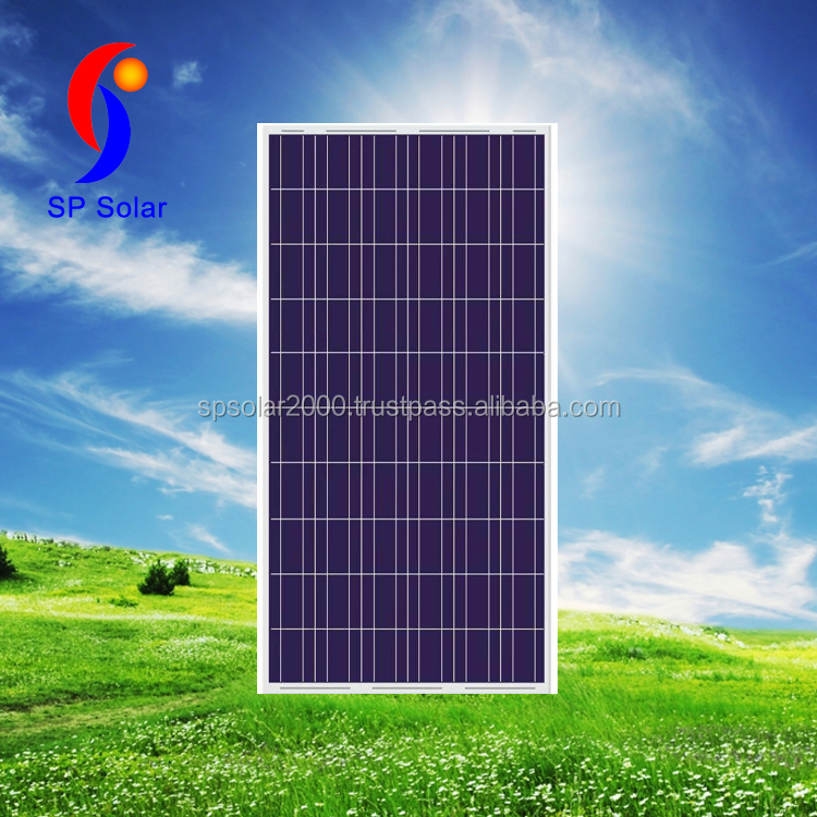 china best price 1-310 watt polycrystalline silicon solar panel