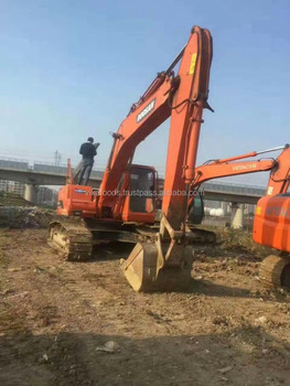 cheap doosan 220lc-7 used excavator for hot sale