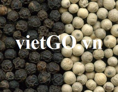 Vietnam Dried Raw and Powder White Black Pepper