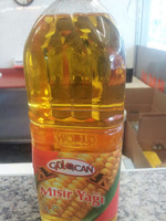 HIGHLY REFINED CORN OIL. PREMIUM QUALITY CORN OIL
