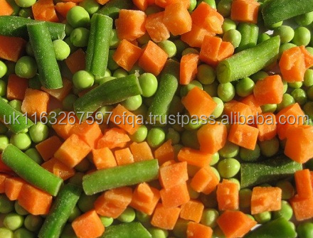 Best Quality MIxed Frozen Vegetables