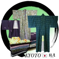 Assorted Used Hairdresser Kimono Japanese Traditional Garment