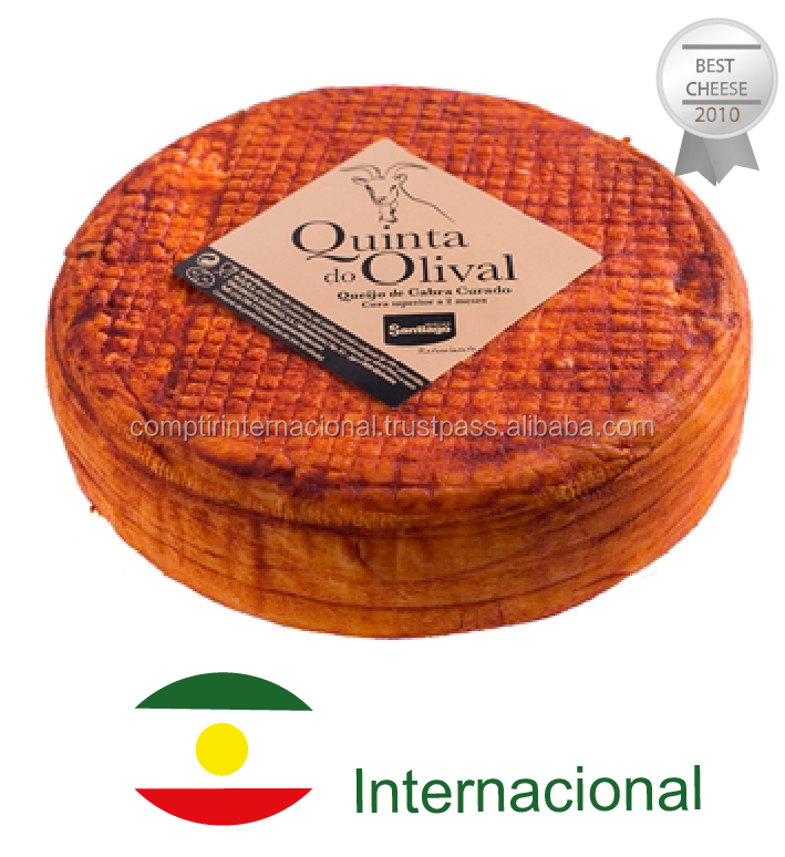 Goat's Cheese - Cured Spicy Cheese - Reserve - Portugal