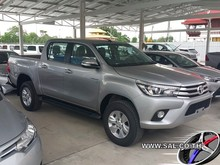 2016 LHD TOYOTA HILUX REVO DOUBLE CAB 2.5E 4x4 6 SPEED MANUAL - GUN125L
