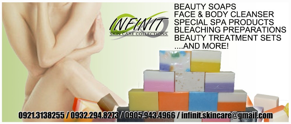 Ultimate Skin Care Products by Infinit Skin Care Collection