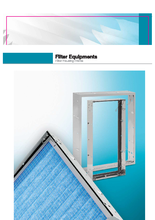 filter equipments(filter hausing frame)