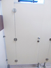 Toilet Partition Phenolic Board Stainless Steel Accessories