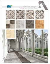 16X16 Matt Collection Porcelain Tiles