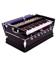Indian Musical Instrument Harmonium PROFESSIONAL GRADE 3 1/4 OCTAVE 7 STOPS