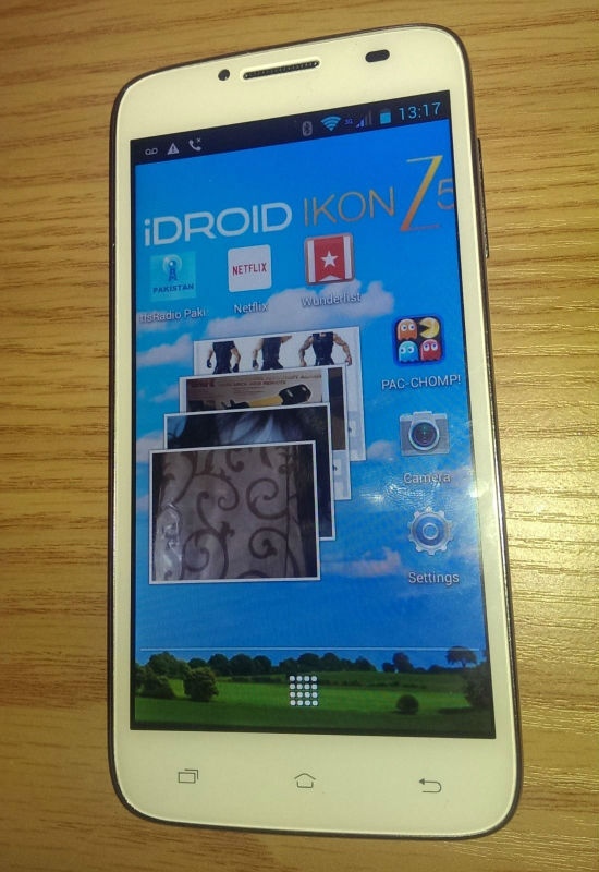 iKonZ5 Android Smart Phone by iDroid USA, Factory Unlocked, 5.0 IPS, 1GM Ram, 3G, 4G Ready