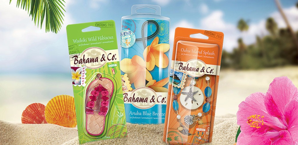 Bahama & Co Car Air Freshener
