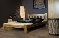 Polish furniture pine bed - No. 13 140 x 200
