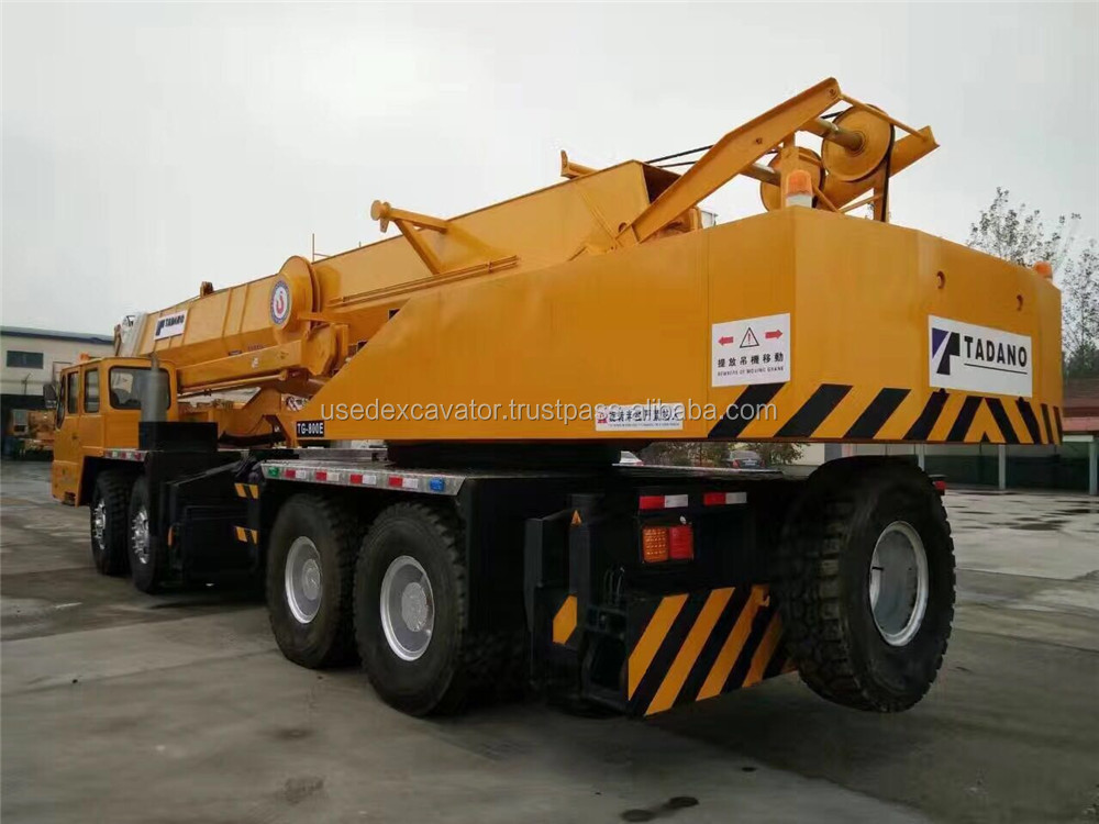 Tadano good condition is crane, TG-800E crane used good engine and pump, used crane GT-650E, GT-550E also ready to sale