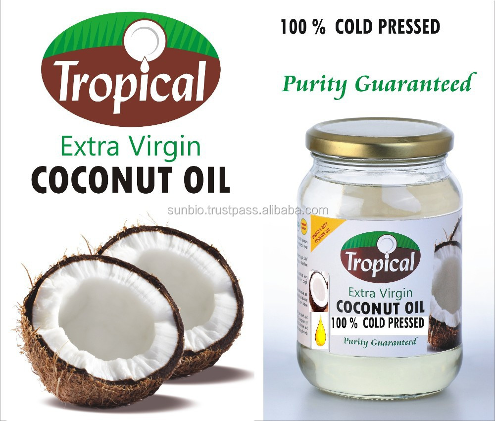 Extra Virgin Coconut Oil for cooking and seasoning