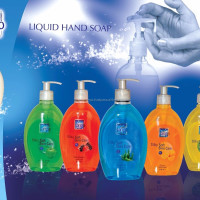 Fruit Scented Liquid Hand Soap