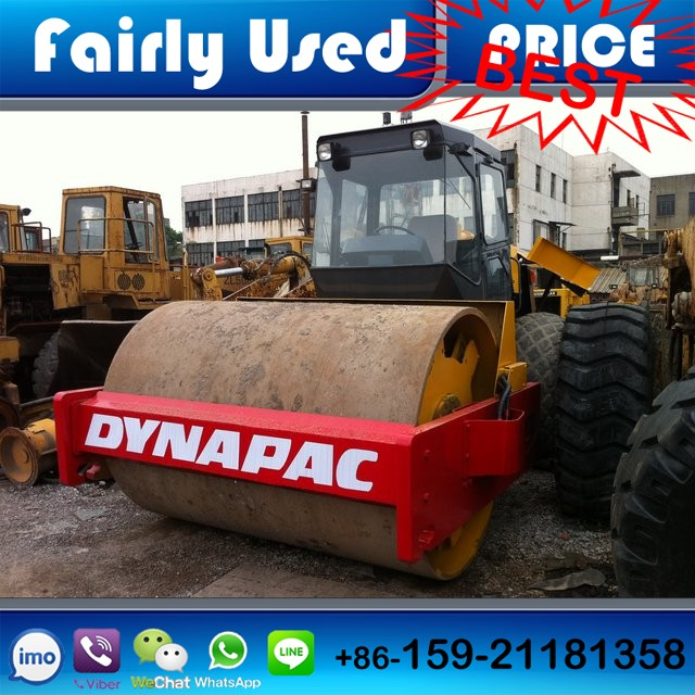 Good Quality Dynapac CA30D Road Roller