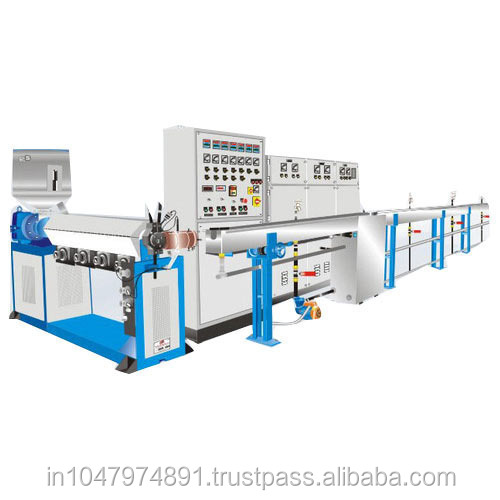 High and Low Speed Battery Cable wire Extruder/Plant