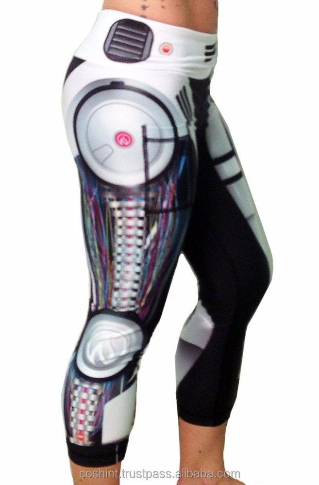 Custom Woman Yoga Pants/ Women Sexy Sports Tights/ Gym Fitness Legging, Style # 81