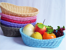 Colorful Bread Food safe baskets