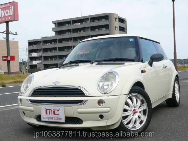 Popular buying a second hand car price used car with Good Condition MINI ONE 2003
