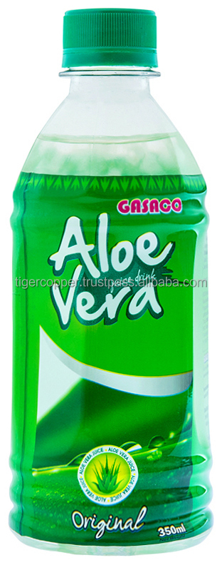 GASACO ALOE VERA DRINK ORIGINAL BOTTLE 350ML