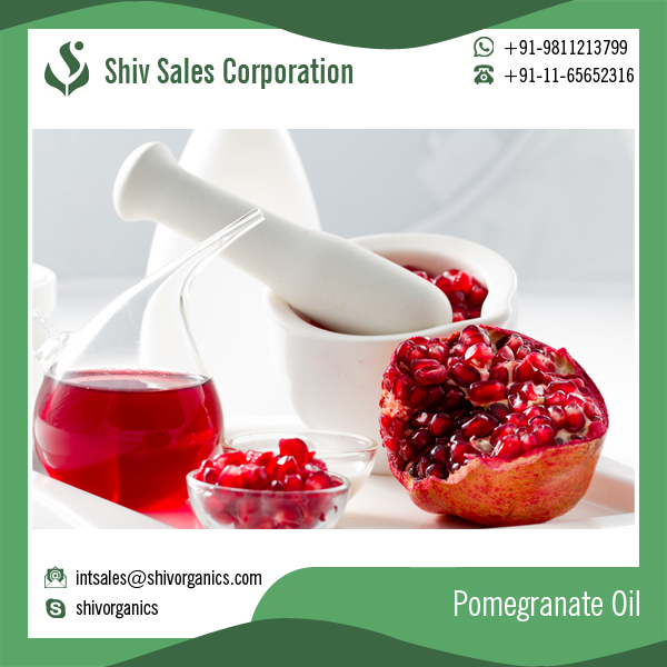 Pomegranate Oil for Breast Cancer Inflammation and Acne