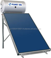 Solar Water Heater PLANET SOL 120lt flat panel