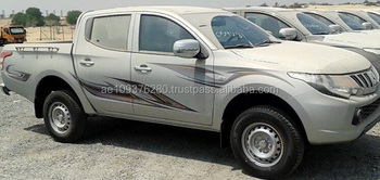 MITSUBISHI L200 2.5L MT DOUBLE CAB DIESEL 2016 MODEL