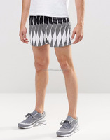 jogging wear summer short,best short length short for exercise,100% polyester material made short