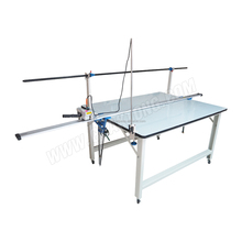 High quality Movable Garment cutting table for Industrial fabric cutting table