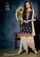 Georgette Heavy Patiala Salwar
