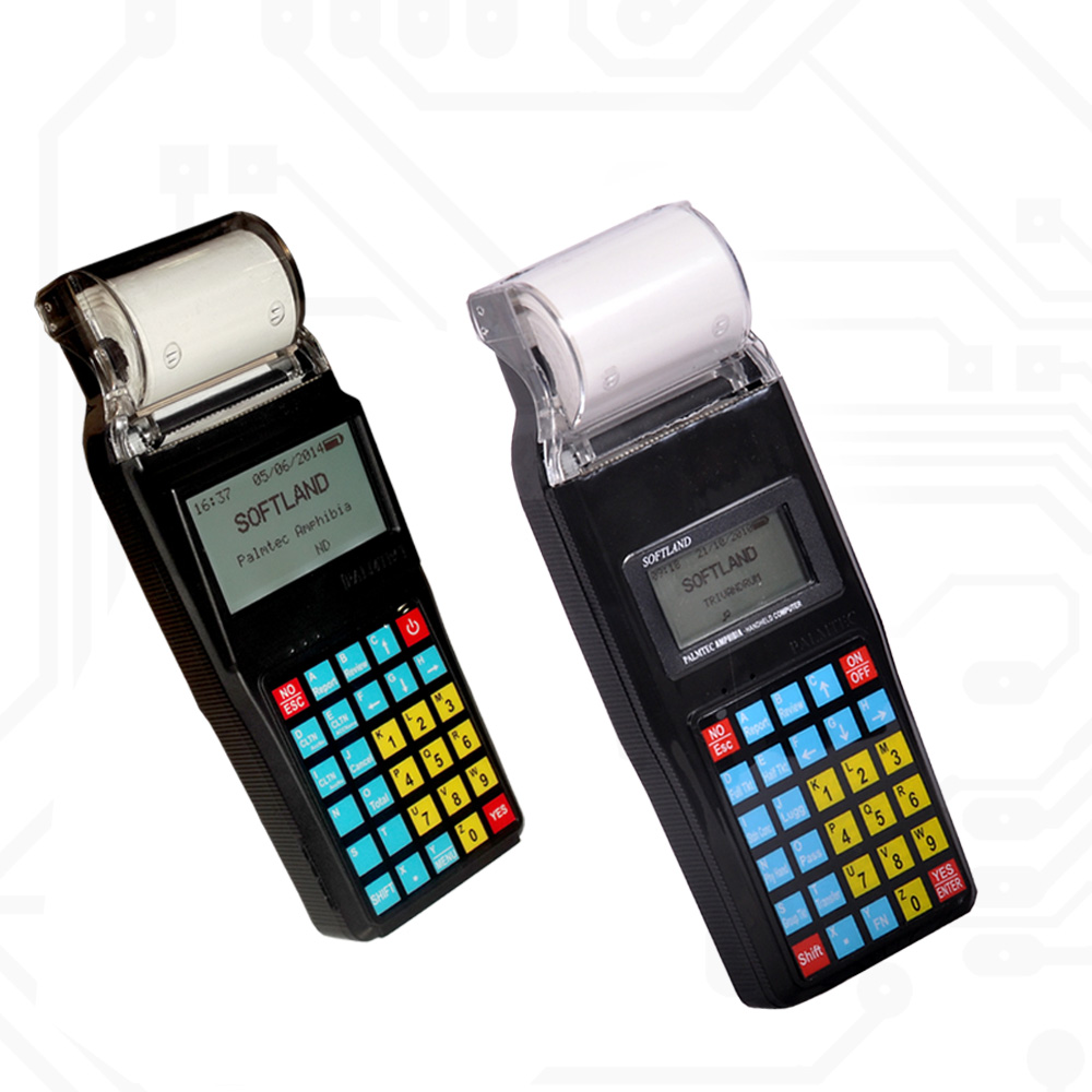 HANDHELD PORTABLE ELECTRONIC BUS TICKETING MACHINES