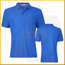 100% polyester Performance Men's polo Shirts / Men's Sports Golf polo T shirt Wholesale
