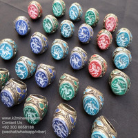 Kuchi afghan traditional turkoman gypsy nomadic rings ty