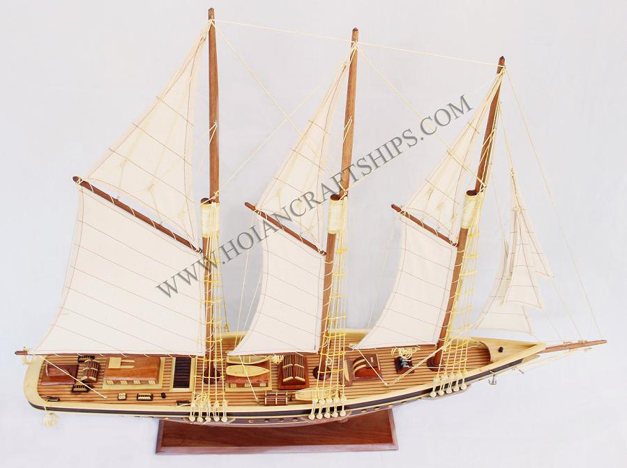 ATLANTIC SAILING SHIP, HOT DESIGN FROM VIETNAM - WOODEN HANDICRAFTS